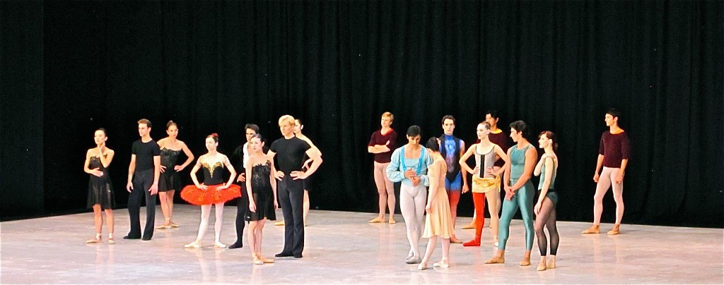 San Francisco Ballet Wins Over the Crowd in Sun Valley, Idaho
