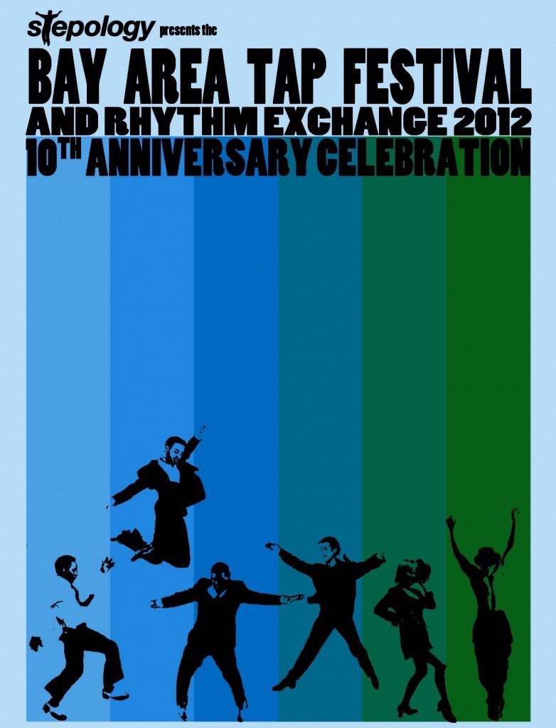 2012 Bay Area Tap Festival & the Versa-Style Dance Company