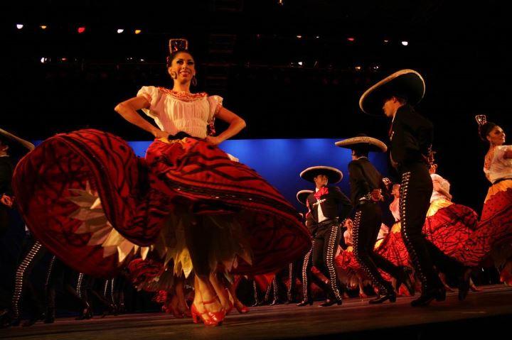Happy Cinco De Mayo! Ballet Folklórico de México