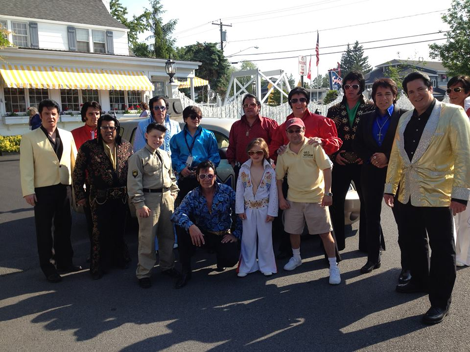 More Outstanding ETAs at the 2013 Lake George Elvis Festival (Click on image to enlarge)
