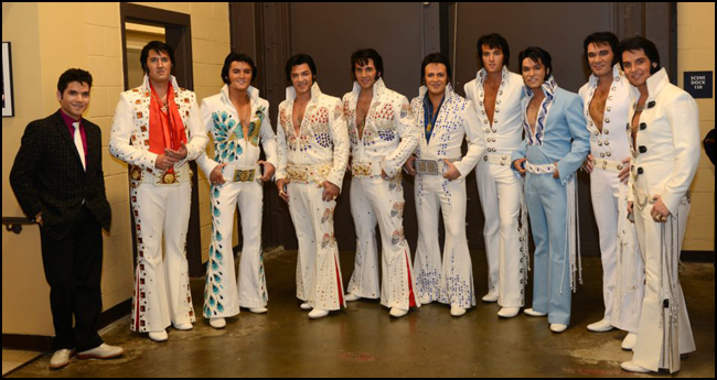 Top 10 Ultimate Elvis Tribute Artists (Source)