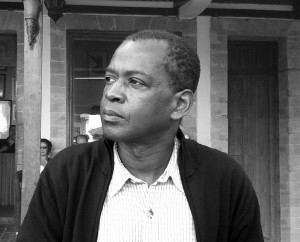 Calvin Walker, Filmmaker  (photo by Isabelle Filleul de Brohy)