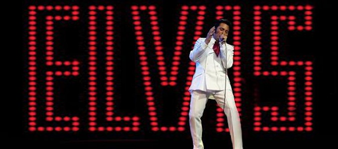 Jim Barone - Semifinalist in the 2013 Ultimate Elvis Tribute Artist Contest
