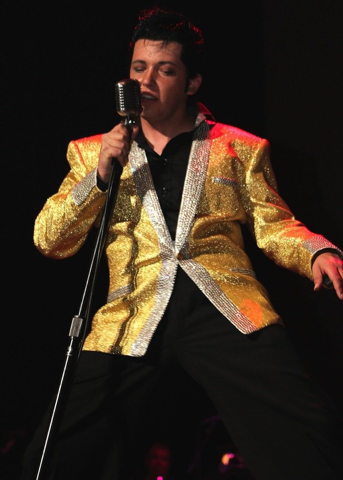 Cliff Wright, ETA, Lake George Elvis Festival 2013 (Image: source)