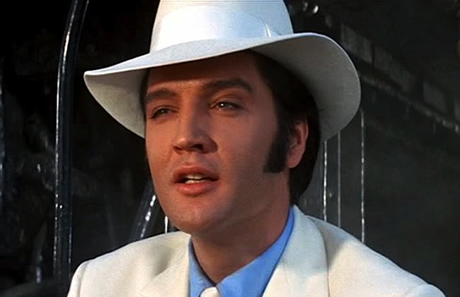 "Elvis Presley screenshot from ""The Trouble With Girls"" (Source: link)"