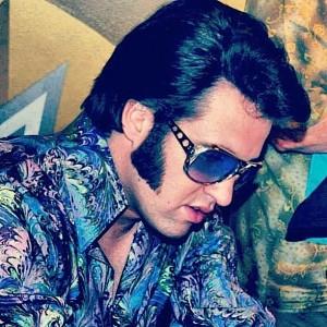 Travis Powell, Elvis Tribute Artist