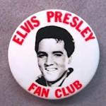 Elvis fan clubs