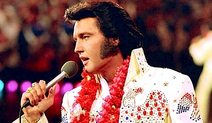 Elvis Presley Aloha From Hawaii screening, Orpheum Theatre, Memphis (August 2013)