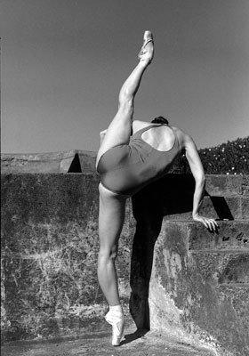 Shannon Chain Dietzmann, formerly of American Ballet Theatre & Zurich Ballet, Photography by Weiferd Watts