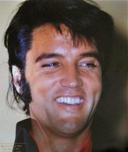 Wait! That's Elvis HimsELVIS!