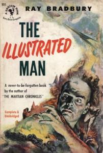 The Illustrated Man by Ray Bradbury, 1951 1st Edition
