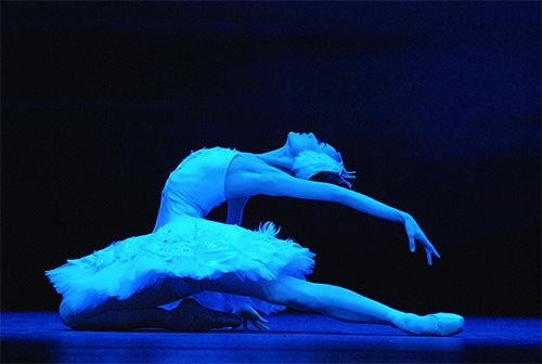 Odette in Moscow Festival Ballet's Swan Lake (source: link)