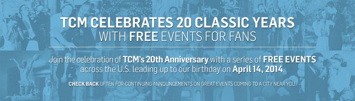 TCM 20 years