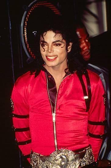 Michael Jackson, 1989, Los Angeles, CA  (AP Photo / Nick Ut)