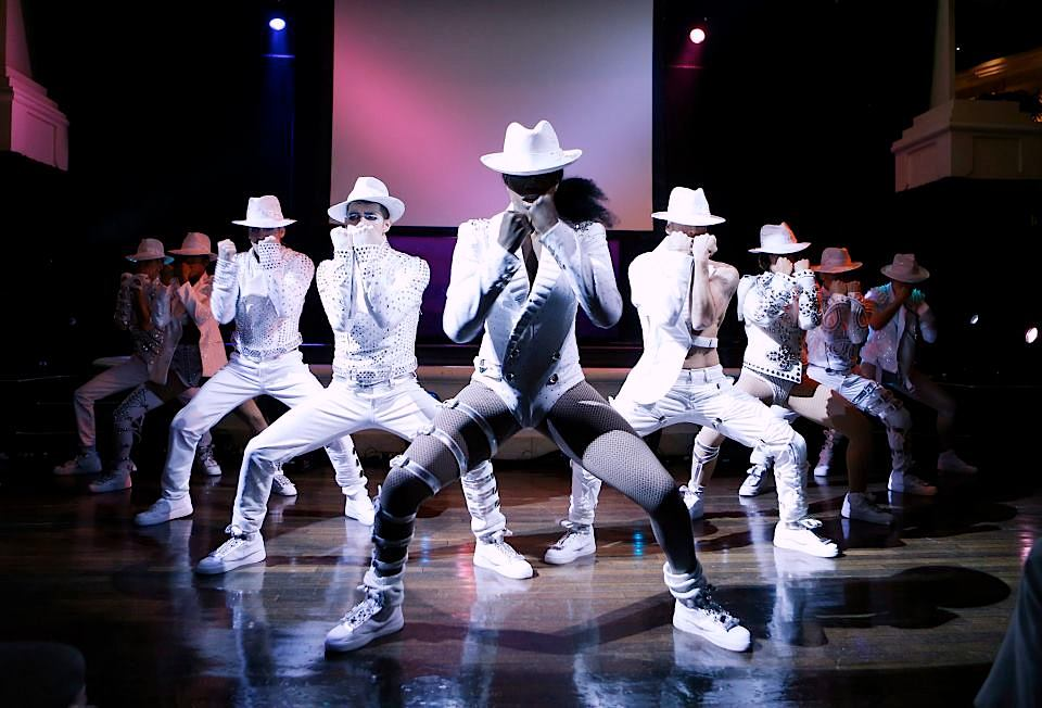 Michael Jackson ONE Dancers