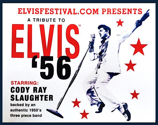 Elvis Festival Elvis 56